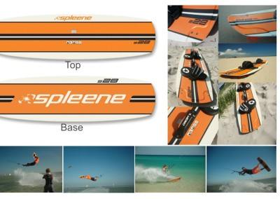 Kiteboard Session28 2005 von Spleene Kiteboarding