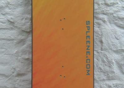 Kiteboard Door degradee von Spleene Kiteboarding