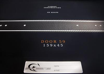 High Tech Line Door 59 von Spleene Kiteboarding