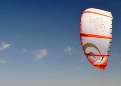 Kite Q von Spleene Kiteboarding