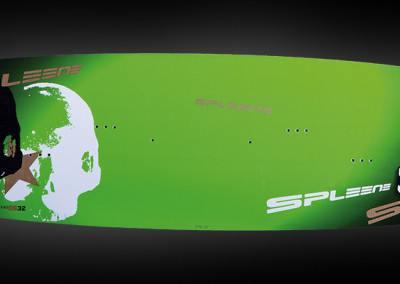 Spleen Kiteboarding RS Board