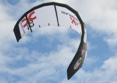 Freeride Kite SP-X von Spleene Kiteboarding