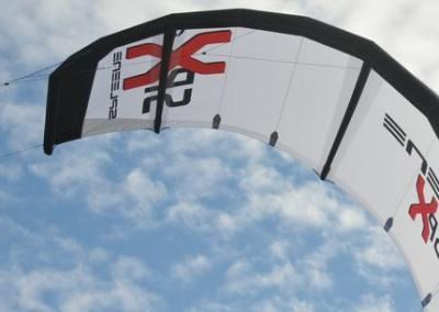 Kite SP-X von Spleene Kiteboarding
