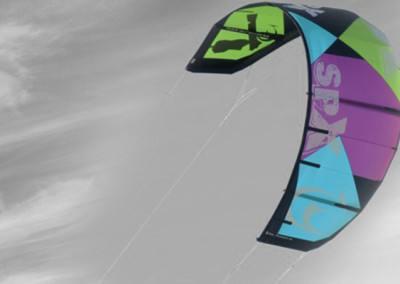 SPX Kite von Spleene Kiteboarding