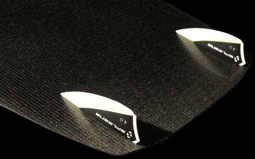 SPLEENE Kitebording - fin setup