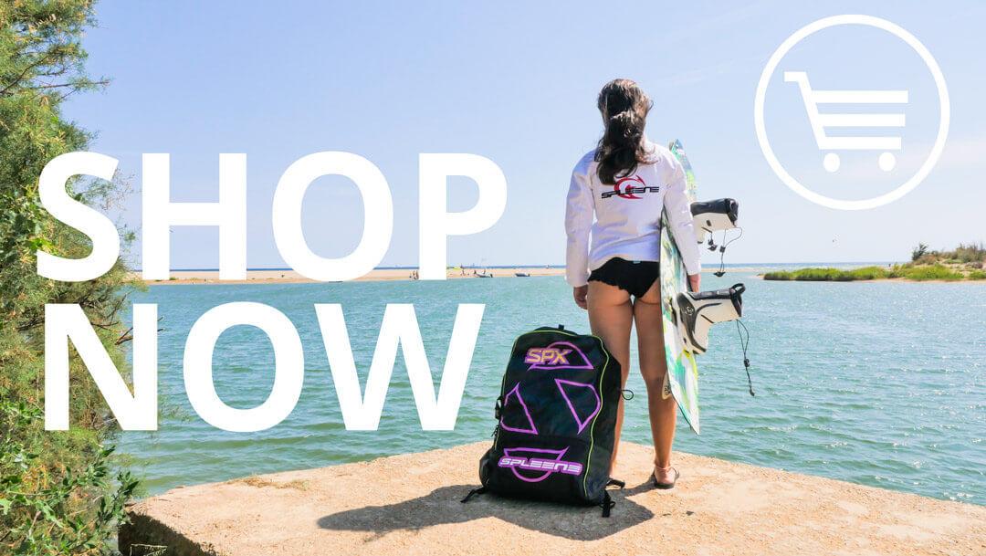 SPLEENE Kiteboarding - Enter the Store