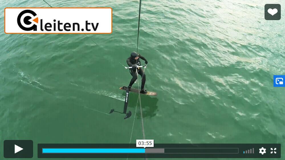 SPLEENE Kiteboarding - FABFOIL Gleiten.TV