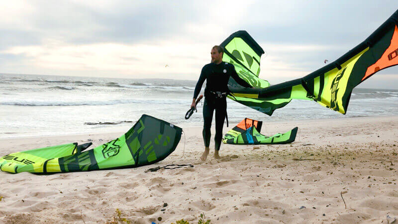 SPLEENE - Kites SPX and QX
